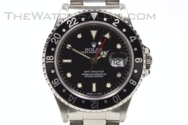 rolex oyster perpetual GMT master 1995