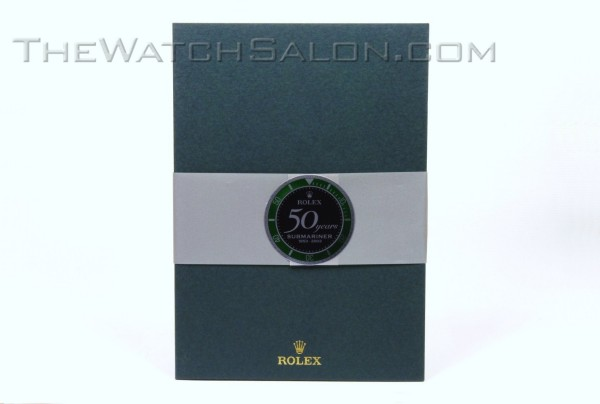 Rolex Submariner 16610LV Press Pack