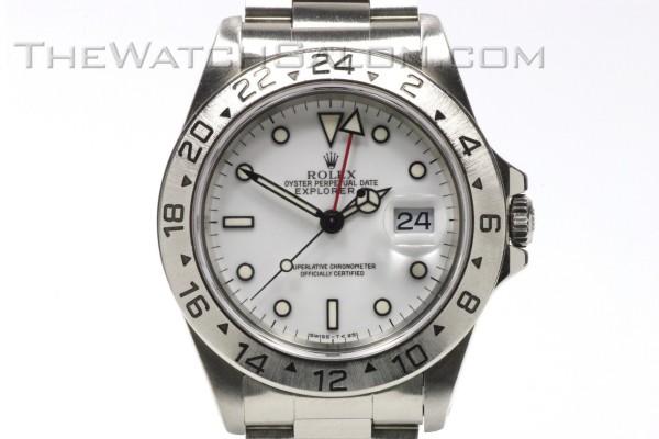 Rolex Oyster Perpetual Date Explorer 2 1995