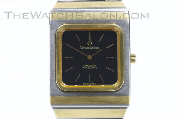 Omega 14k gold Constellation 2000 - 1975 o1 hero