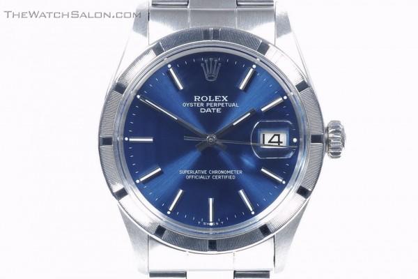 Rolex oyster perpetual date 1969