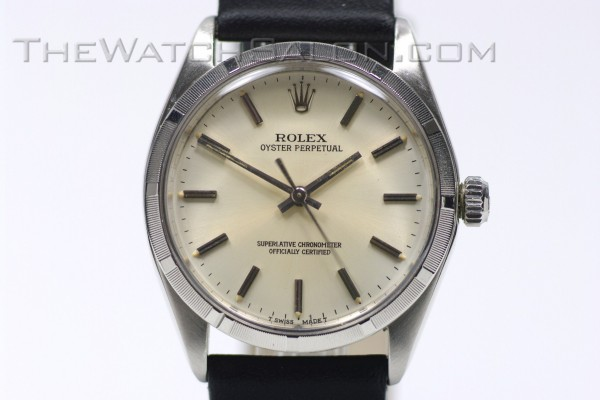 rolex oyster perpetual box and papers 1966