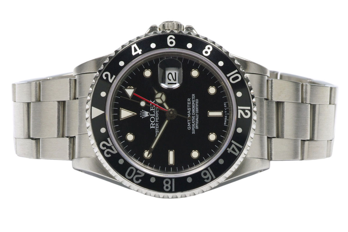 Rolex Oyster Perpetual GMT 1995