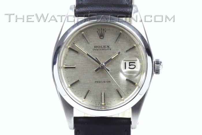 rolex oyster precision date 1968