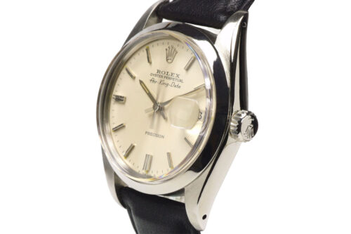 Rolex Oyster Perpetual Air King Date 1975