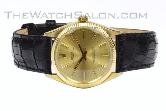 rolex oyster perpetual 14k 1967