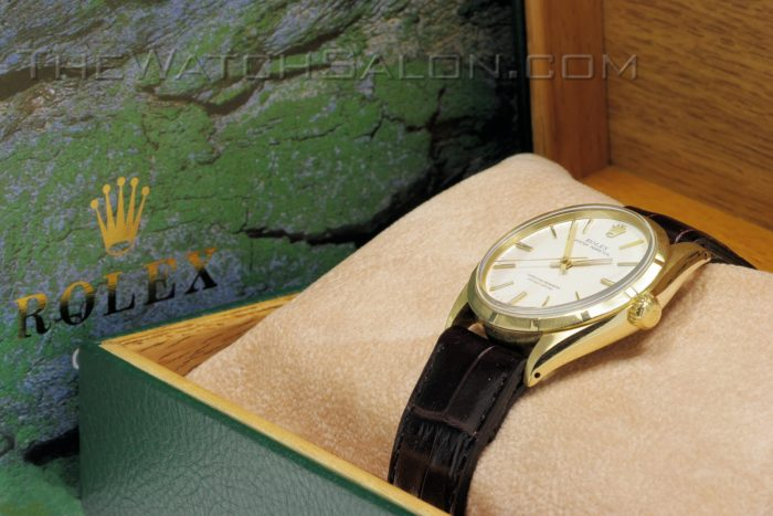 rolex oyster perpetual 14k 1968