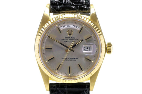 Rolex 18k Gold Presidential Day Date 1973