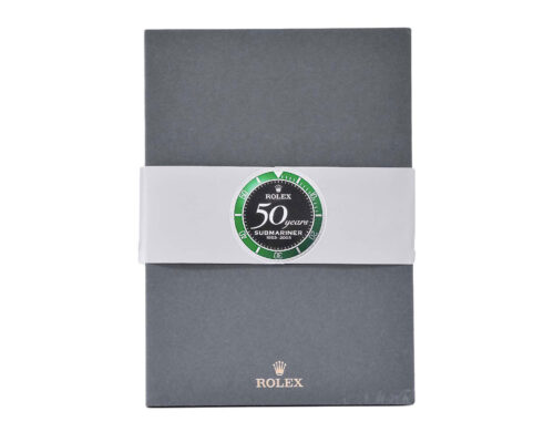 Rolex 50 Year Sub Press Pack 1
