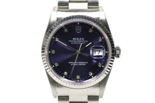 Rolex Steel Date Just 1991