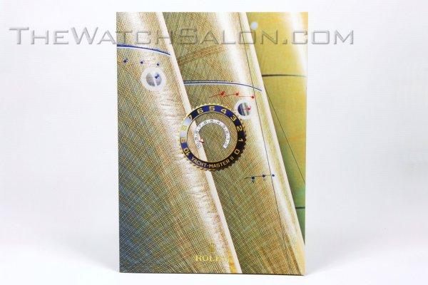 Rolex Yacht-Master 2 Press Pack