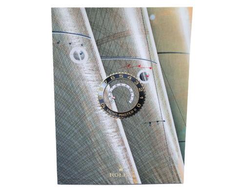 Rolex Yacht Master Press Pack