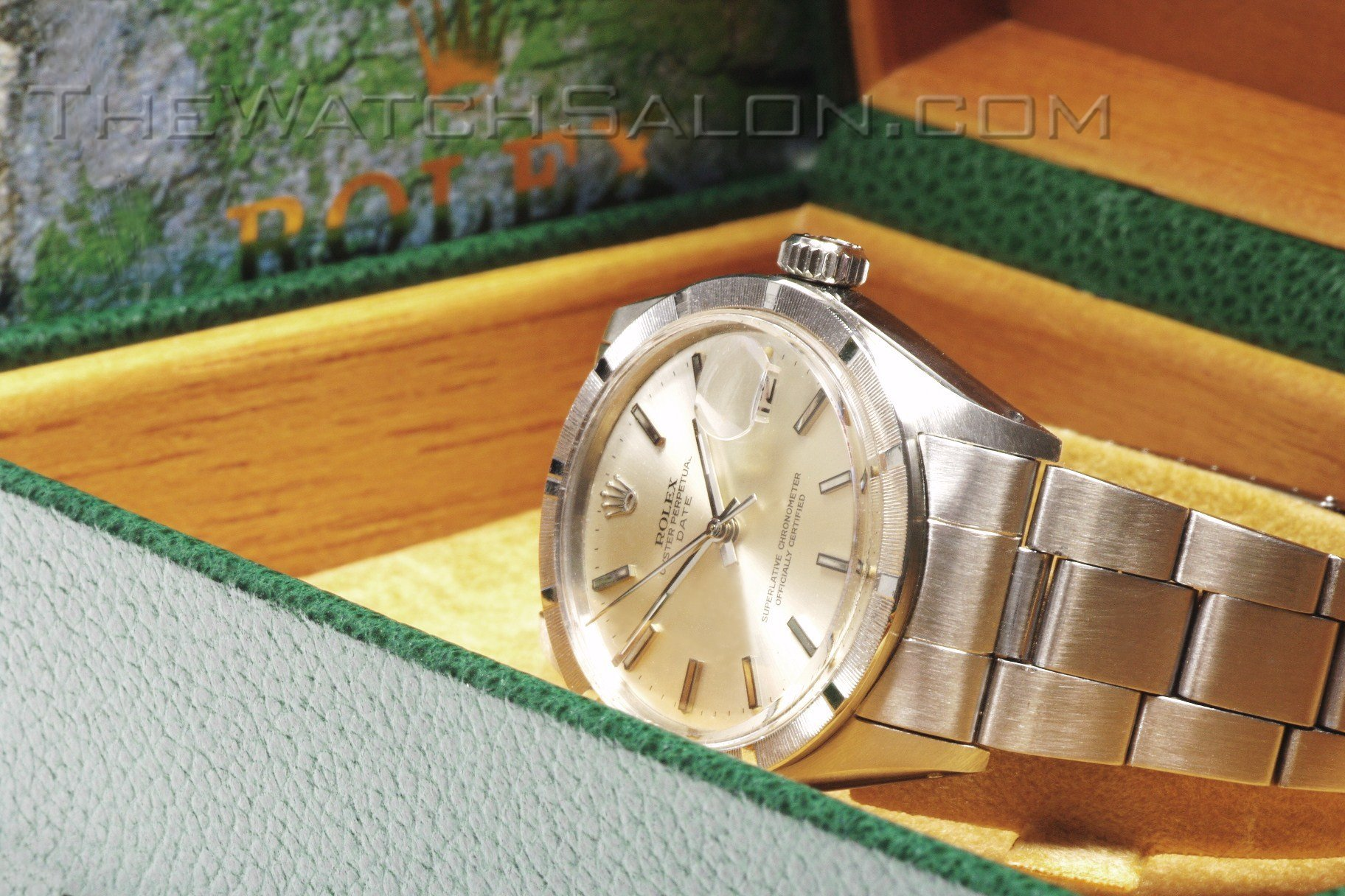rolex oyster perpetual date 1964