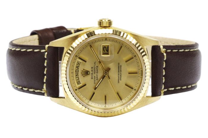 Rolex 18k Gold Day Date 1962