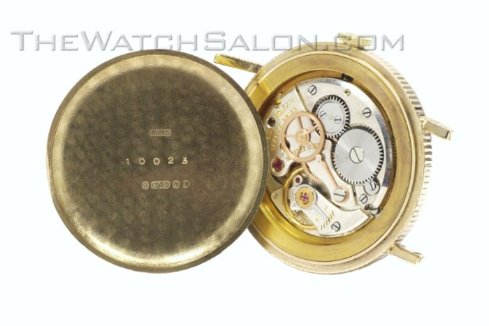 rolex 9k precision coin edge 1953