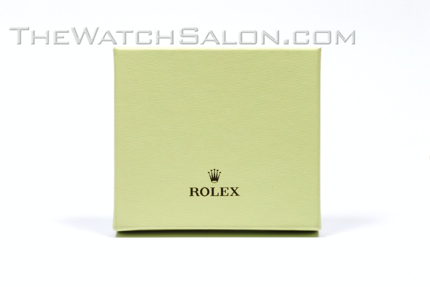 rolex green purse wallet boxed