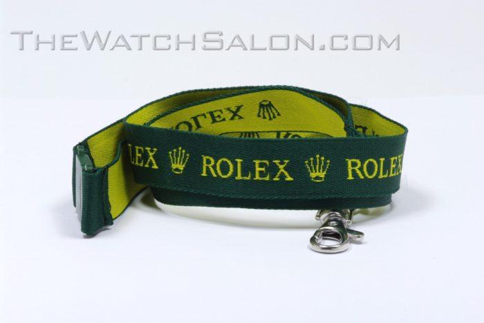 rolex lanyard