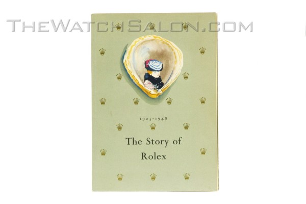 the story of rolex booklet 1948