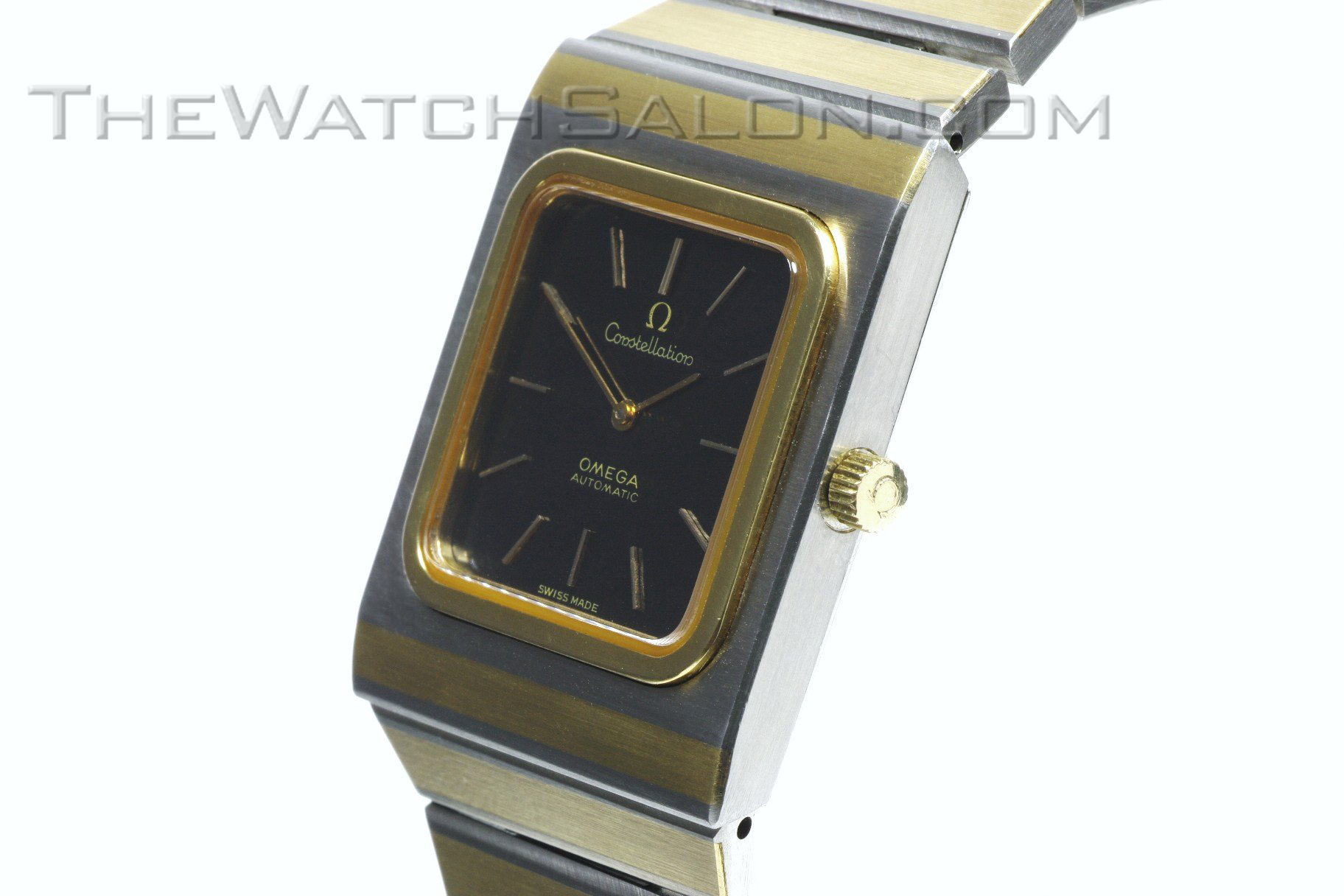 Omega 14k gold Constellation 2000 - 1975 o1 crown