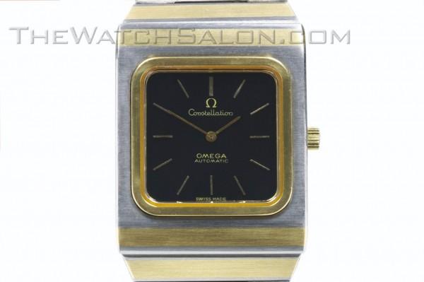 Omega 14k gold Constellation 2000 - 1975 o1 hero