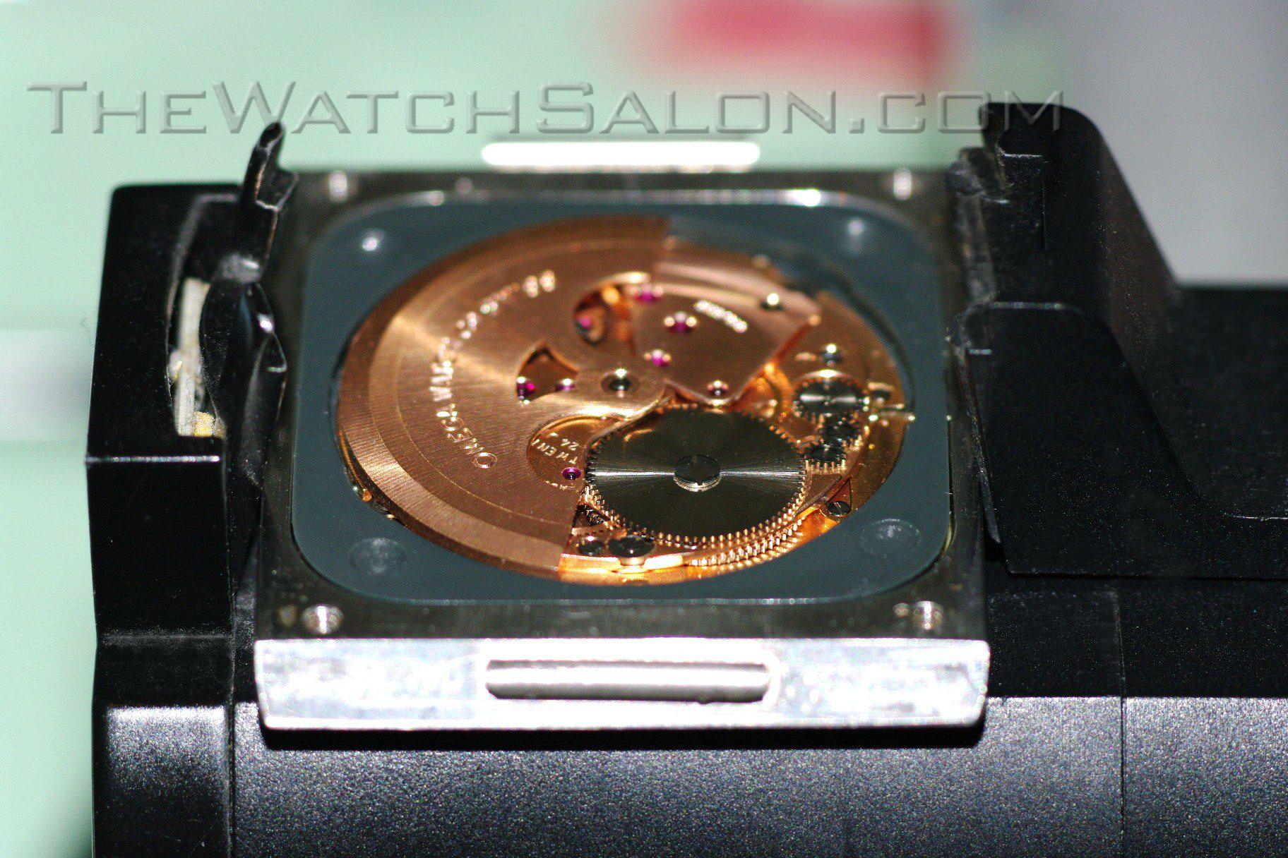 Omega 14k gold Constellation 2000 - 1975 o1 movement