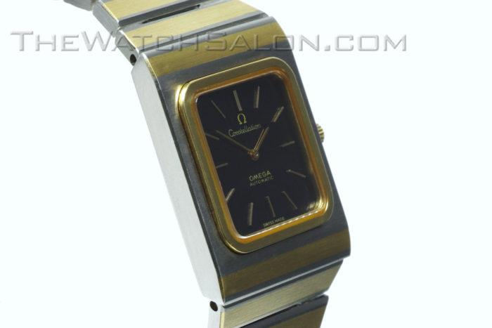 Omega 14k gold Constellation 2000 1975 o1 non-crown