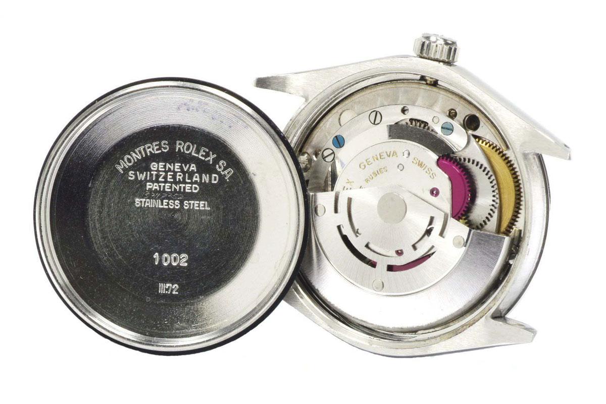 Rolex Air King Precision 1972