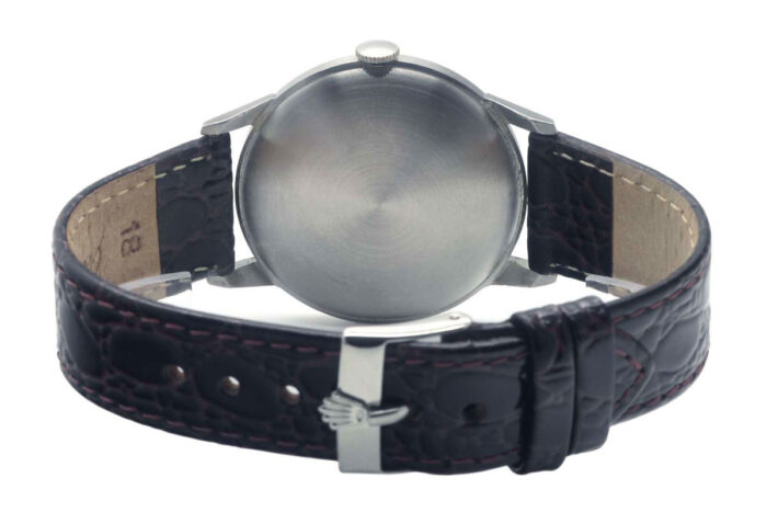 Rolex Stainless Steel Precision 4363