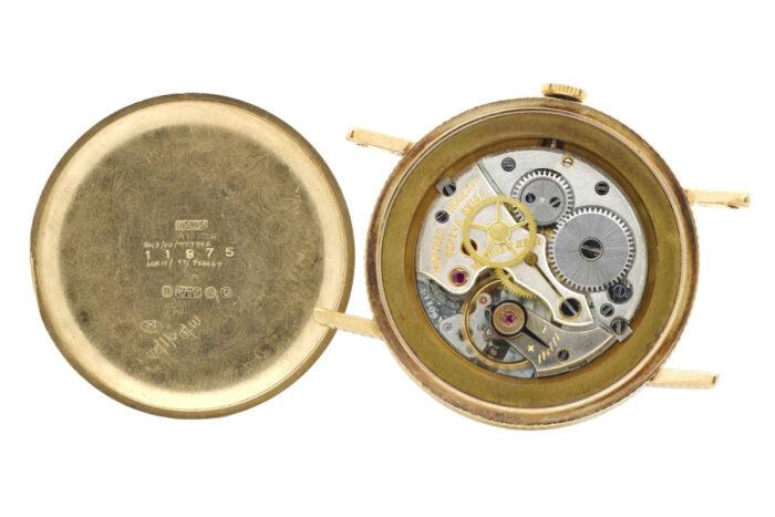 Rolex 9K Coin Edge Precision