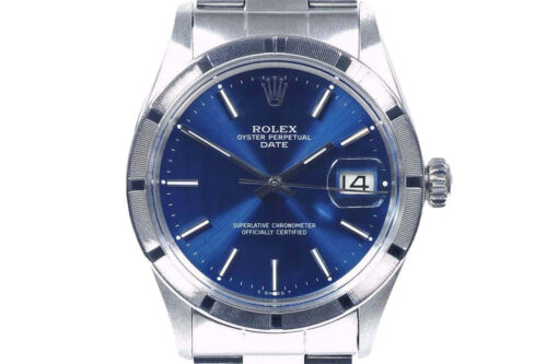 Rolex Stainless Steel Oyster Perpetual Date 1969