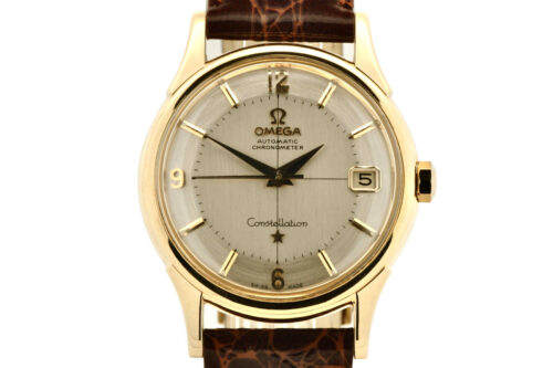 Omega 14k Gold Constellation 1960