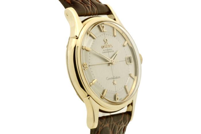 Omega 14k Gold Constellation 1960
