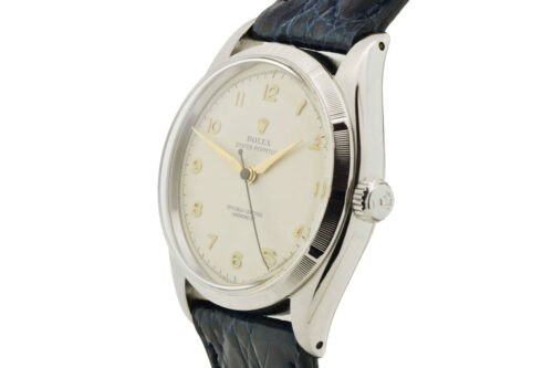 Rolex Stainless Steel Oyster Perpetual 6565 1958