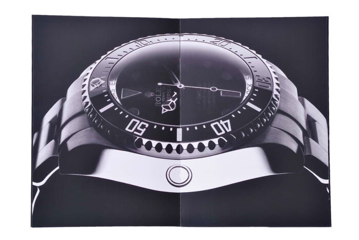 Rolex Sea dweller Deep Sea Press Pack