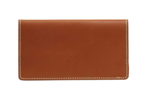 Rolex Diary Holder / Document in Tan Leather